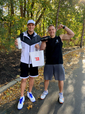 Ice Shaker Partners With TB12 Sports