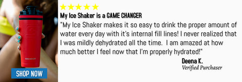 Ice Shaker Review