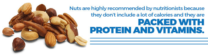 protein sources nuts