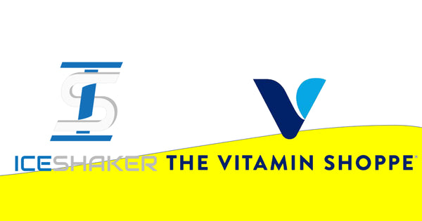 Vitamin Shoppe Ice Shaker