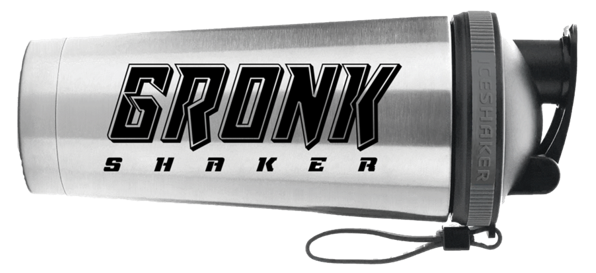 the gronk shaker