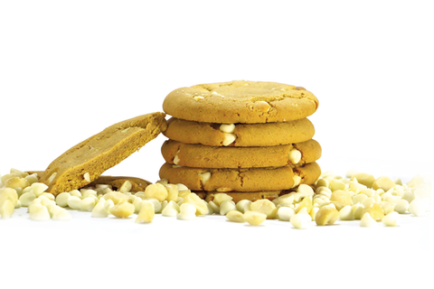 Protein Cookie Co. White Chocolate Macadamia Nut