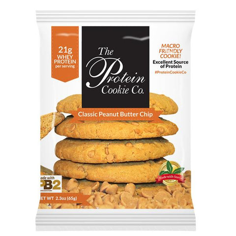Protein Cookie Co. Classic Peanut Butter