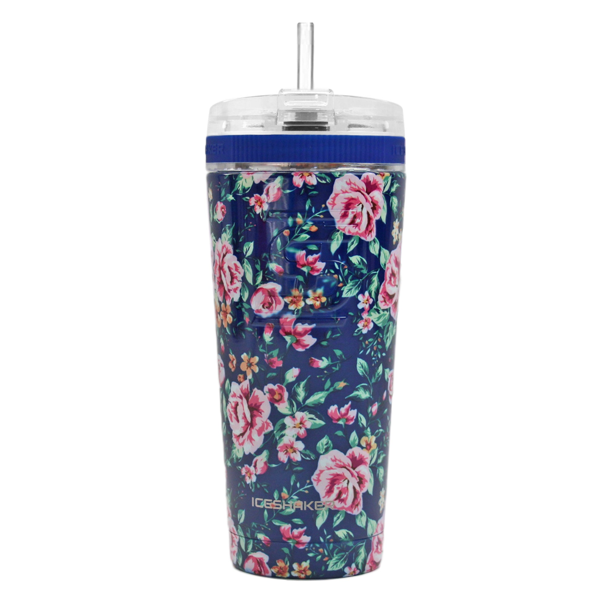 26oz Floral Flex Bottle