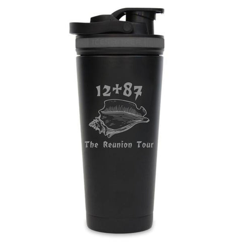 The Reunion Tour - Custom 26oz Ice Shaker Bottle