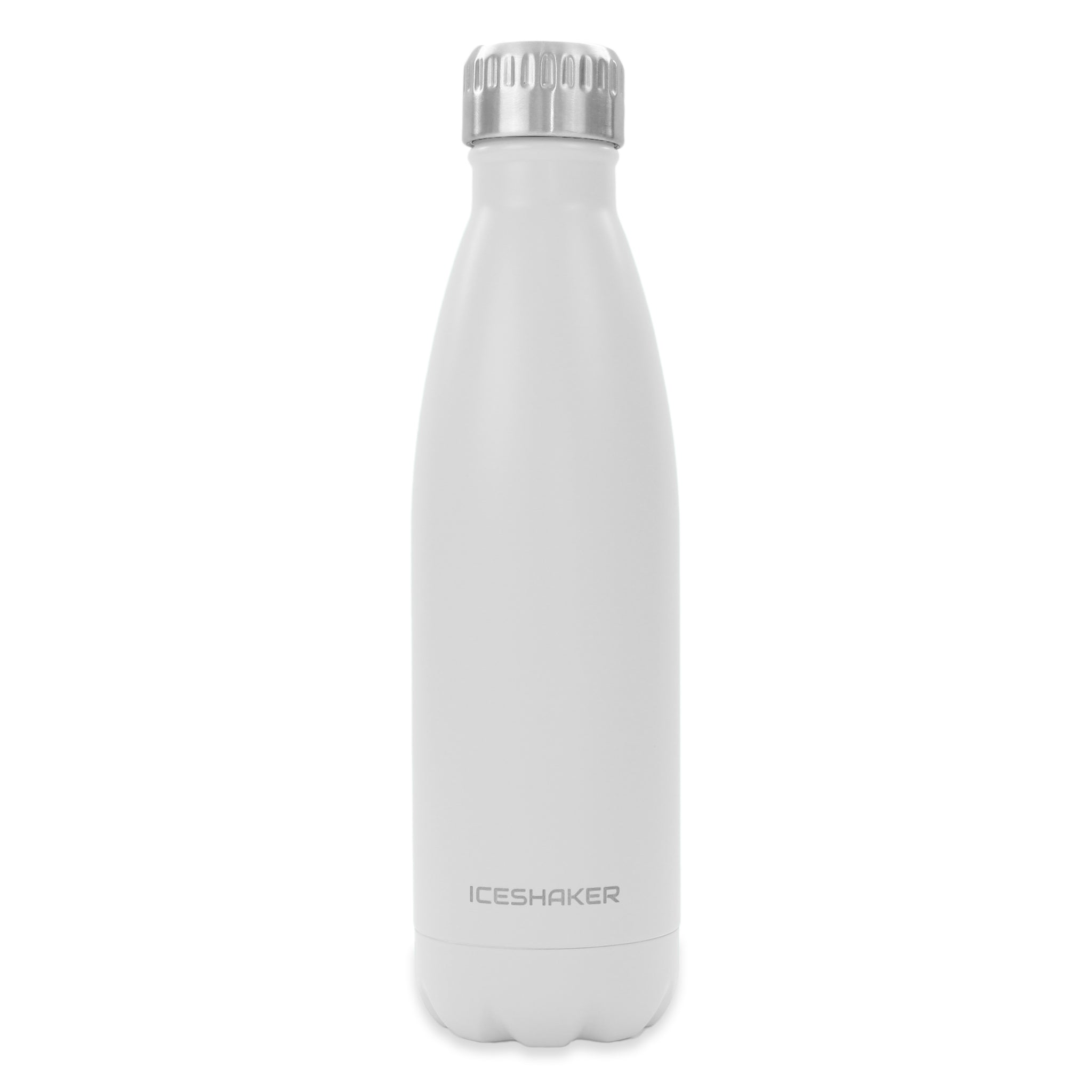 17oz White Anchor Bottle