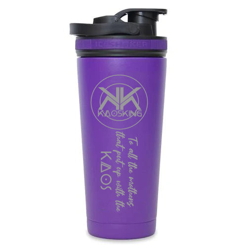Kaos King - Custom Mother's Day 26oz Ice Shaker