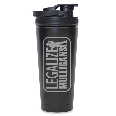 USuckAtGolf 26oz Shaker Bottle