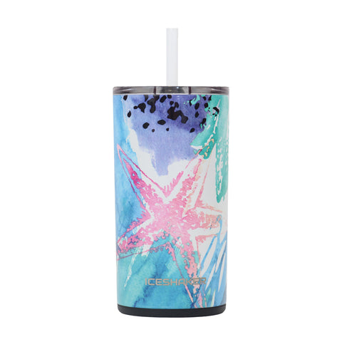 12oz Skinny Mini Steel Tumbler