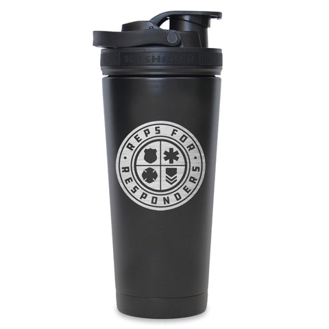 Reps For Responders - Custom 26oz Shaker Bottle