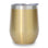 12oz Stemless Wine Tumbler Gold