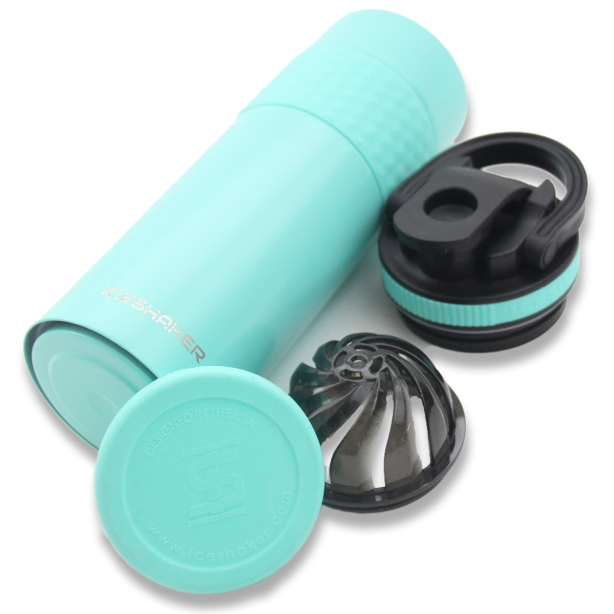 Skinny Shaker Bottle Mint