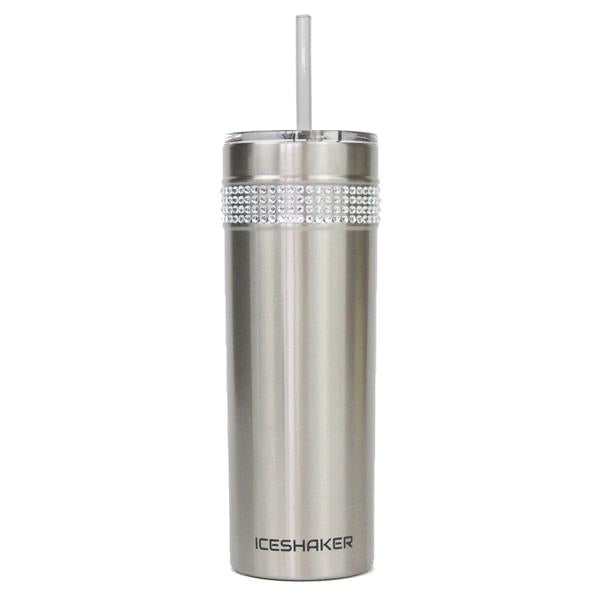 Cosmetic Imperfections - 20oz Skinny Steel Bling Tumbler