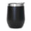12oz Stemless Wine Tumbler Black