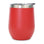 12oz Stemless Wine Tumbler Red