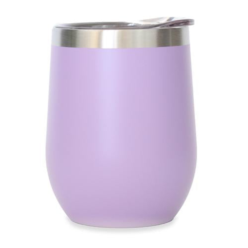 12oz Stemless Wine Tumbler - Lilac