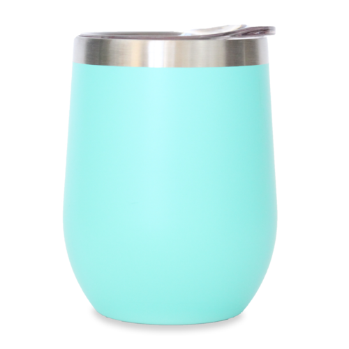12oz Stemless Wine Tumbler - Mint