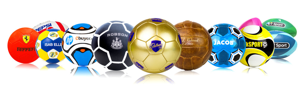 Promotional Printed Footballs