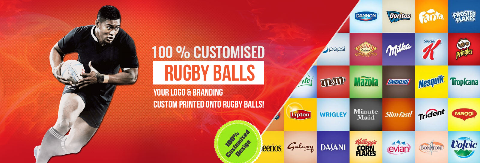 Promotional Rugby Balls UK