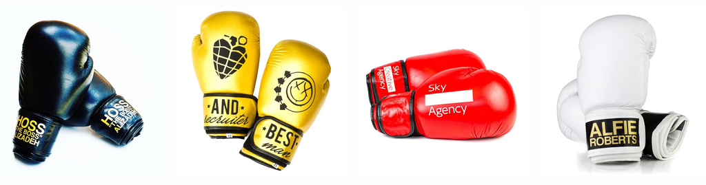 Personalised Boxing Gloves and Equipment UK