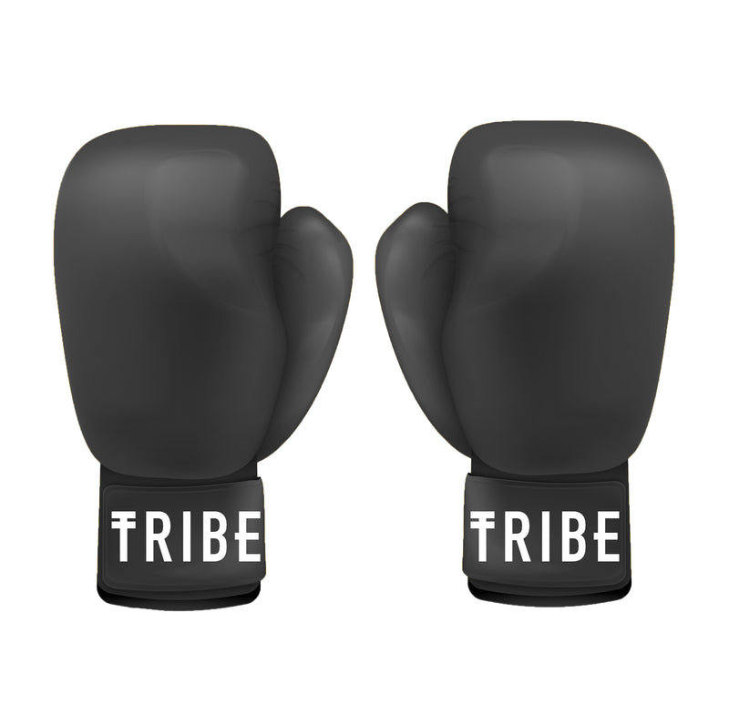 TRIBE PVC Boxing Gloves