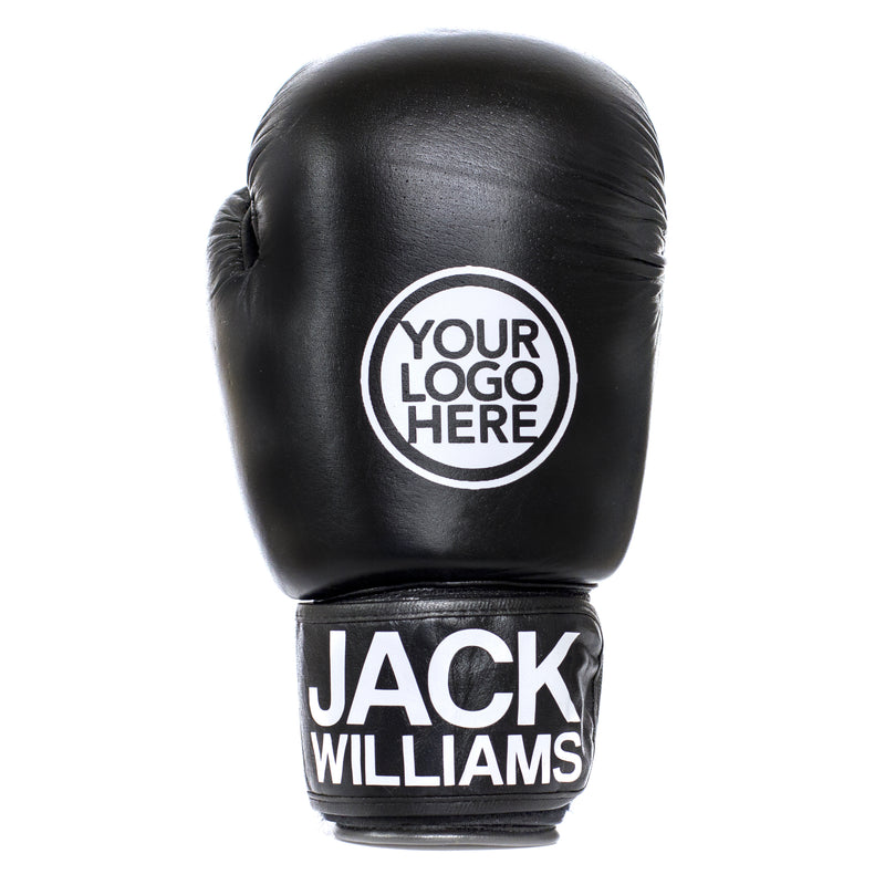 Custom Branded Boxing Gloves - PVC 14oz