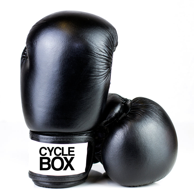 Custom Branded Boxing Gloves - PVC 8oz