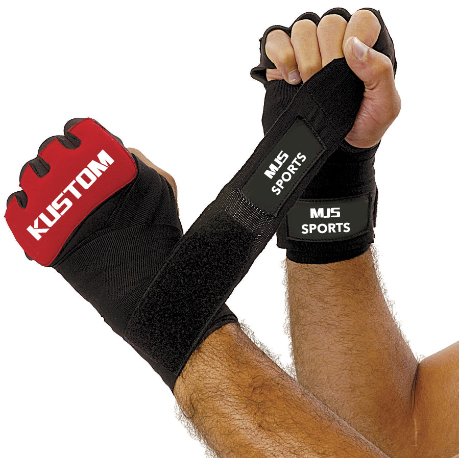 Custom Branded Boxing Hand Gel Wraps