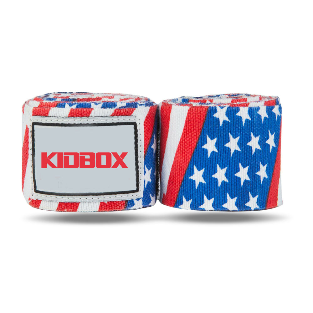 Custom Branded Boxing Hand Wraps - 5M