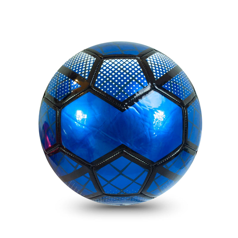 Premium Metallic Footballs - 30 Panel