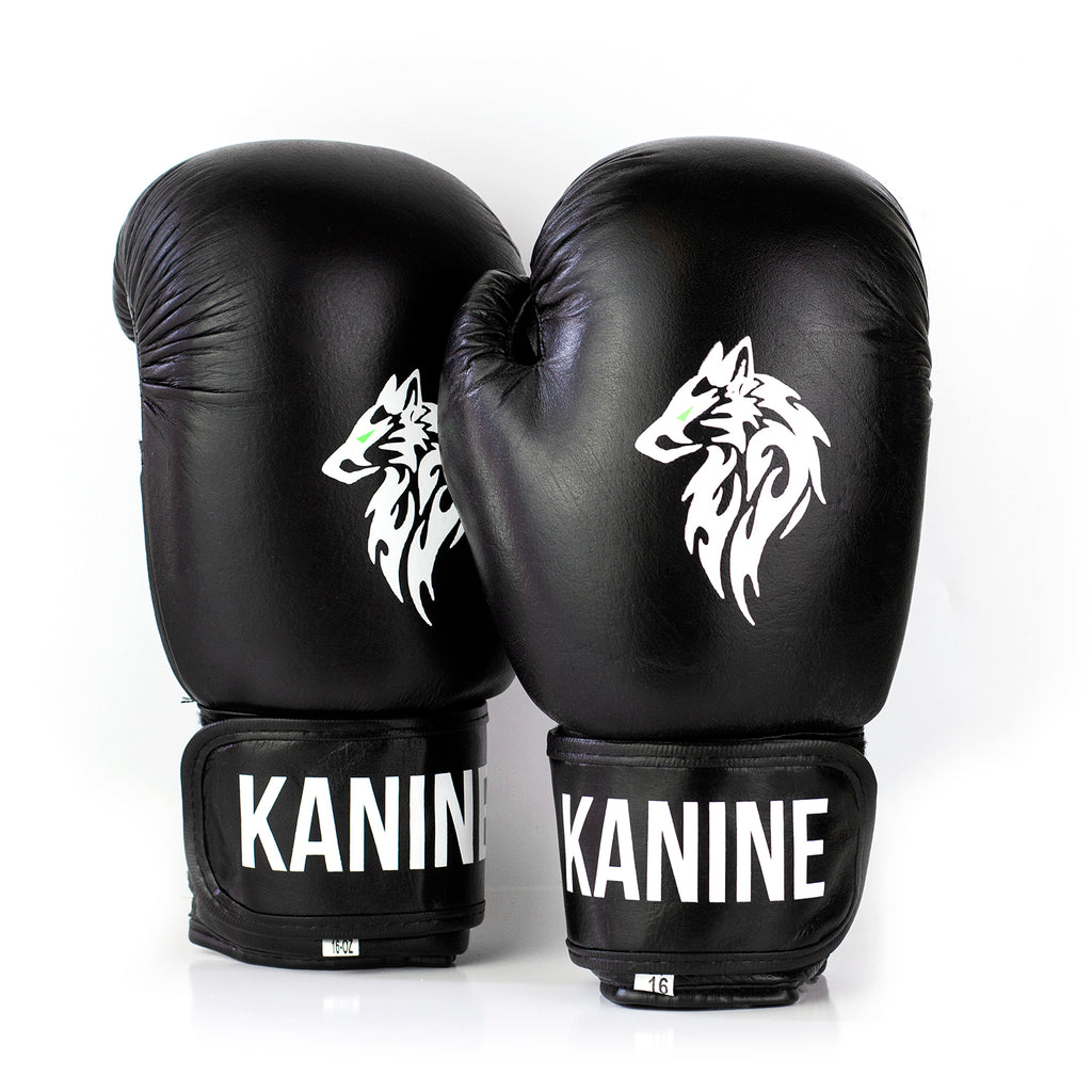 Custom Branded Boxing Gloves - Leather 8oz Gloves