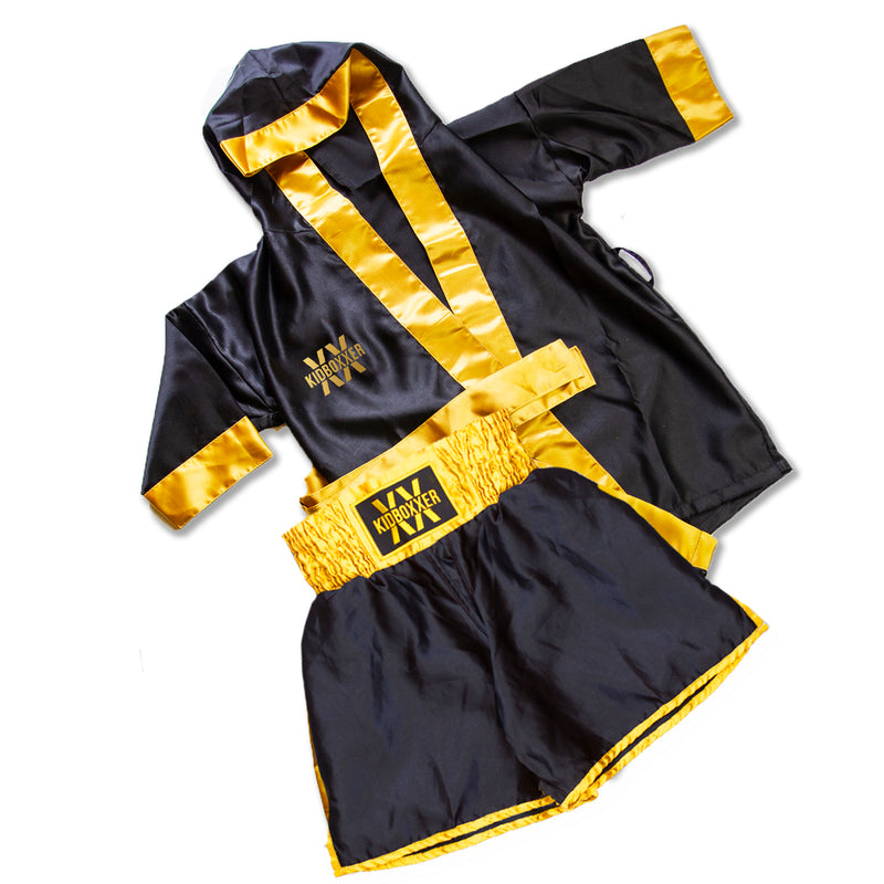 kidboXXer Baby & Kids Boxing Short & Gown Set