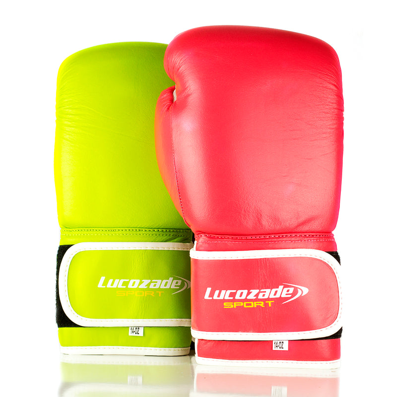Custom Branded Boxing Gloves - Leather 10oz Gloves