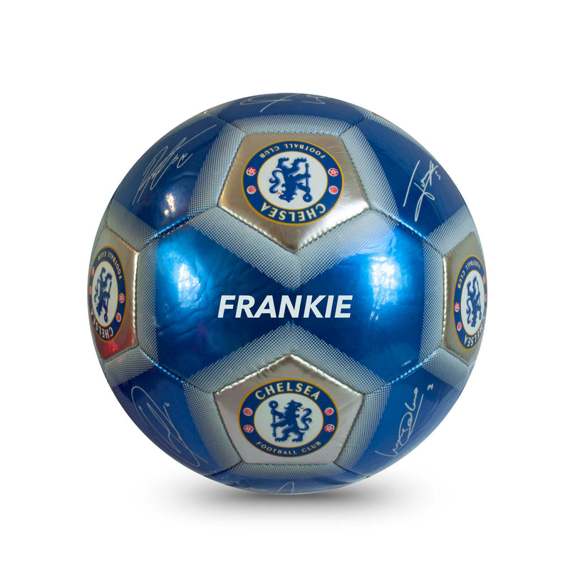 Personalised Chelsea Football Ball - Size 5