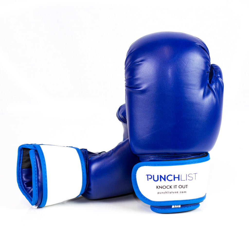 Custom Branded Boxing Gloves - Kids PVC 6oz