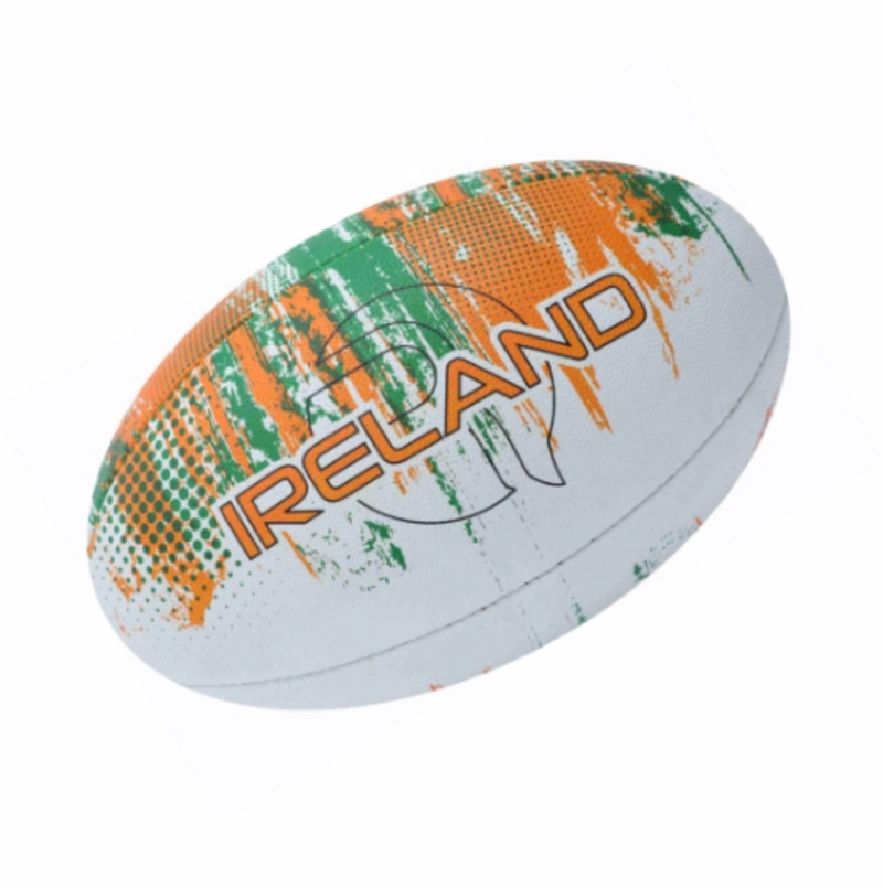 Custom Rugby Ball - Country Balls