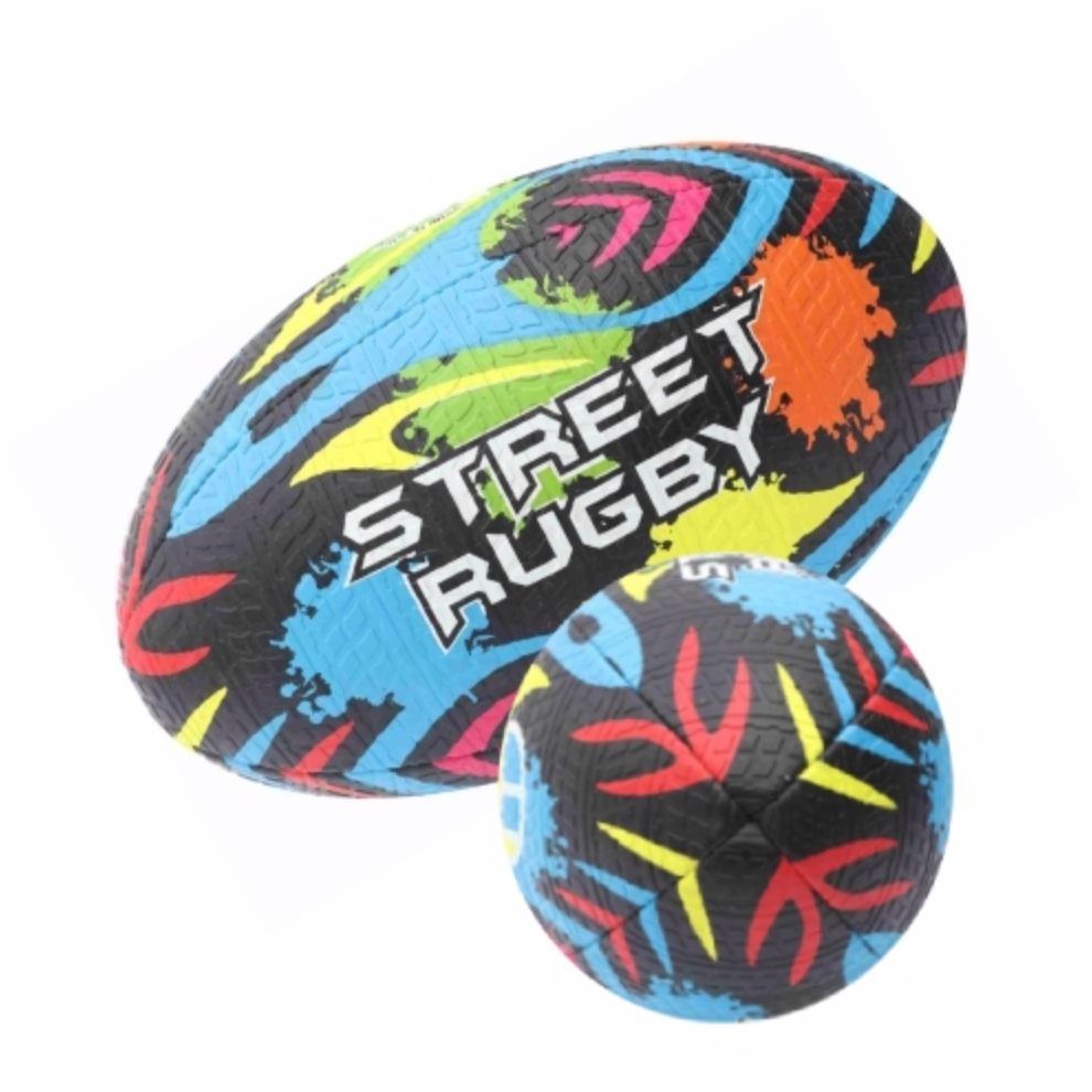 Custom Rugby Ball - Street Ball