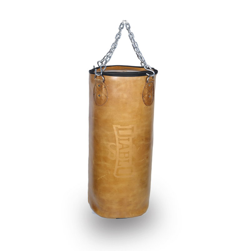 Custom Branded Boxing Bag Punchbag - Leather