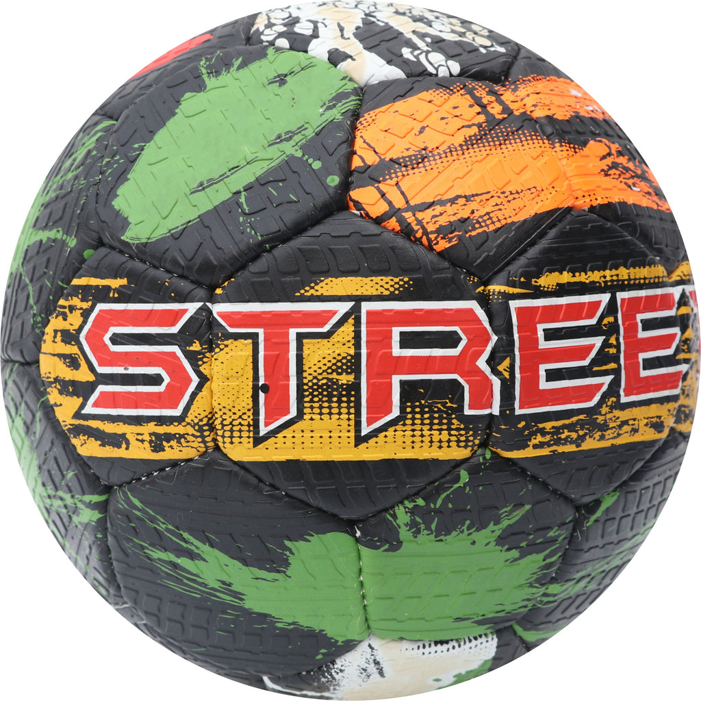 Tyre Effect Rubber Street Football