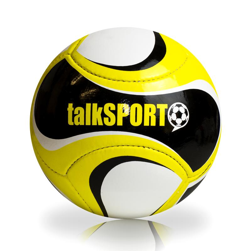 Promotional Football - Talksport