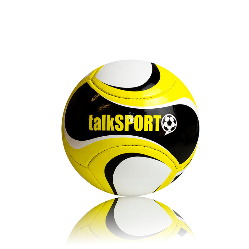 Mini Promotional Football Ball - 6 Panel