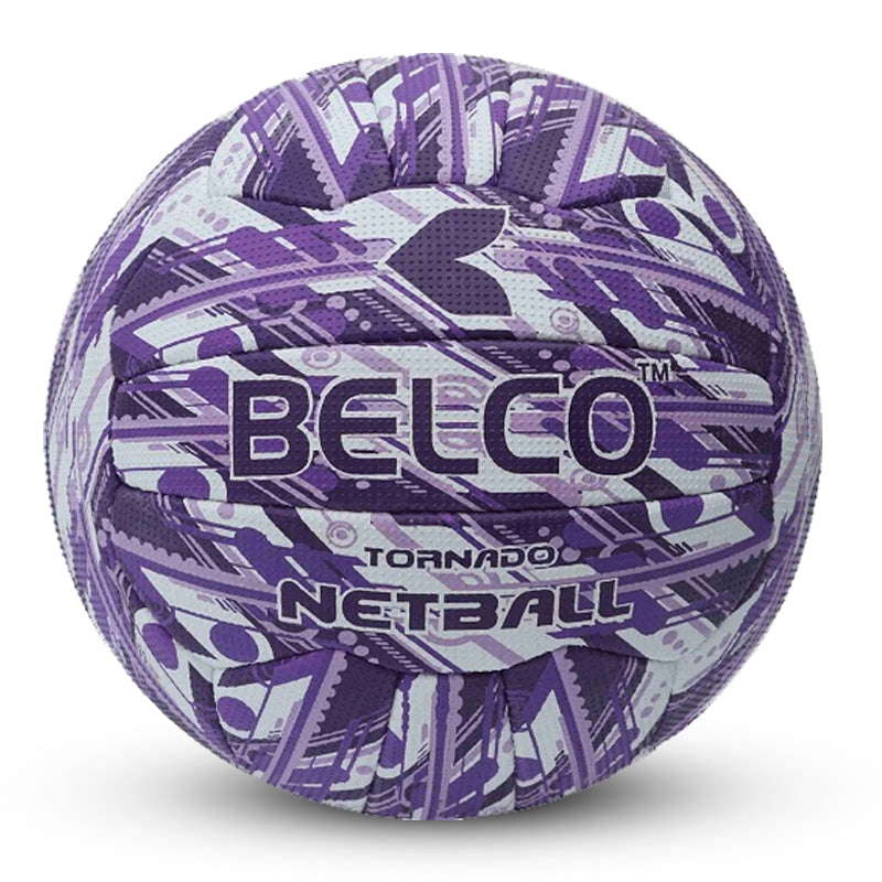 Custom Printed Netball - Match Ball