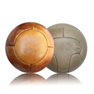 Vintage Football Ball - Custom Leather