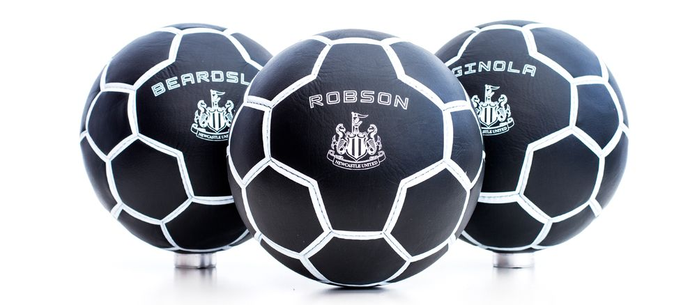 Matt Finish Promo Football - Newcastle United FC