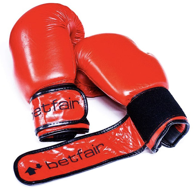 Custom Leather Boxing Gloves - Betfair