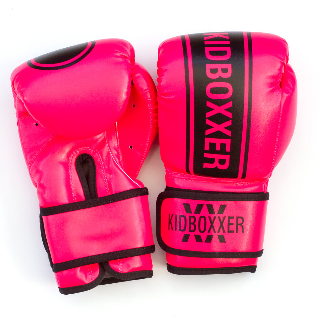 Custom Branded Boxing Gloves - Kids PVC 2oz