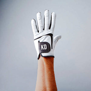 Personalised Leather Golf Glove