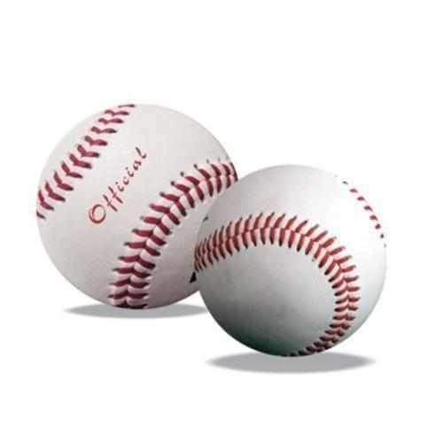 Personalised Baseballs - Match Quality