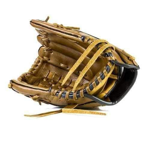 Personalized Custom Vintage Leather Baseball Glove - Baseball Glove