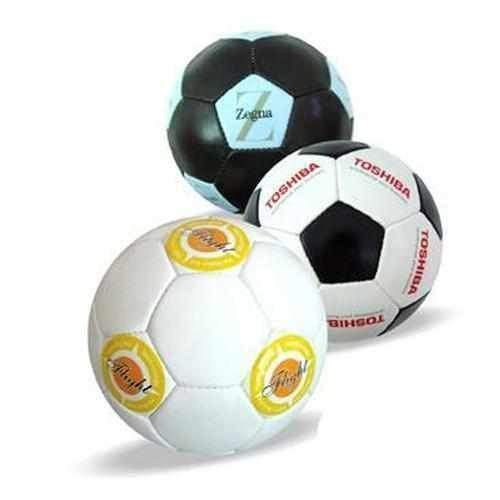 Rubberised Street Soccer Balls - Custom Printed